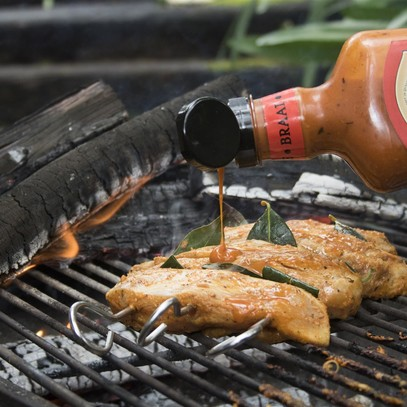 Peri-Peri Chicken Breast Kebabs